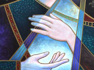 Jeff Gagliardi Fine Art: Annunciation